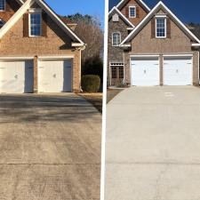 Driveway and concrete cleaning in auburn al 1