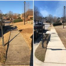 Driveway and concrete cleaning in auburn al 2