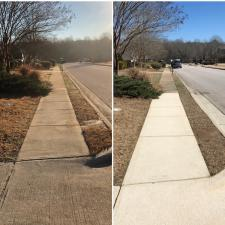 Driveway and concrete cleaning in auburn al 3