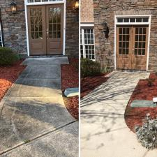 Driveway and concrete cleaning in auburn al 4