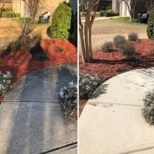 Driveway and concrete cleaning in auburn al 5