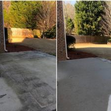 Driveway and concrete cleaning in auburn al 6